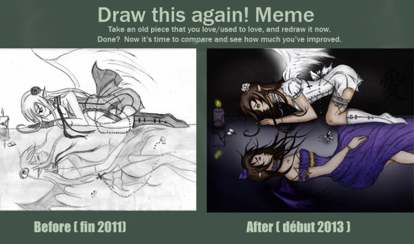 Draw this again - Séparation