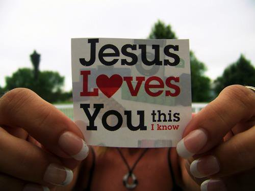 Jesus Love You !