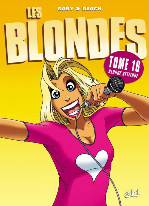 Les Blondes Tome 16