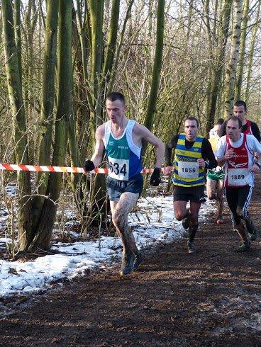 Cross - Championnat Régional - Auby - 10.810m (27 Janvier 2013)