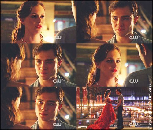 "Blair & Chuck    -    ""Ce ne serait pas mon monde sans toi """
