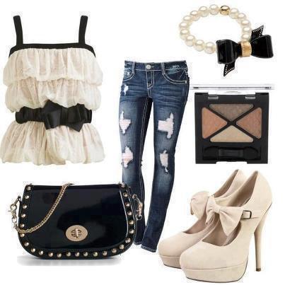 Des tenues pour vous les filles