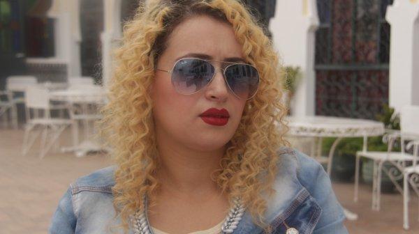 l'artiste naoual alaoui