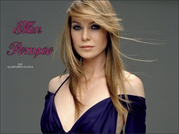 EllenPompeo-Source, ta source pour suivre l'actu de la belle Ellen, alias Mérédith Grey !