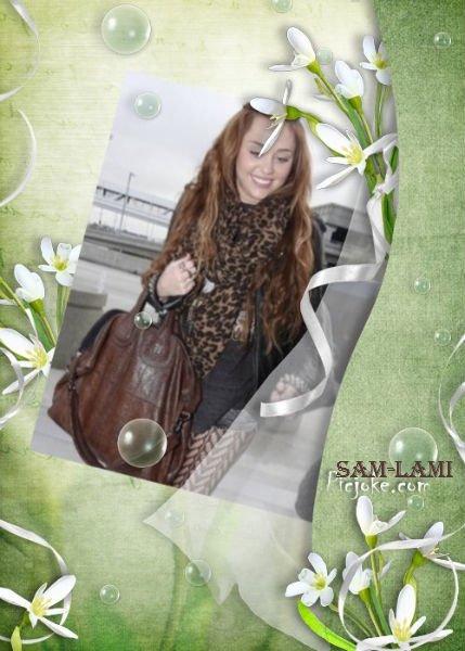 ***********MILEY**********At LAX Airport [7th April]