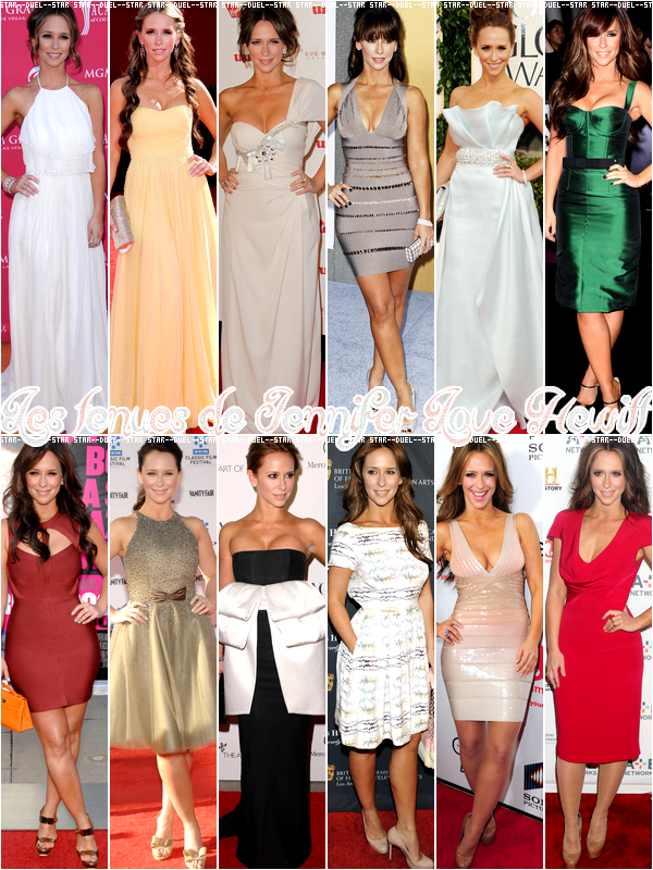 ♥VS Tenues Jennifer Love Hewitt ♥Création : Star--Duel--Star