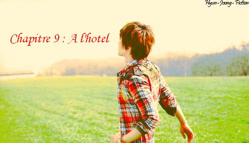 Chapitre 9 : L'hotel