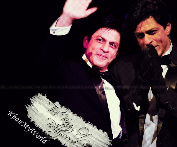 Shahrukh khan - The King Of Bollywood