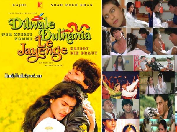 Dilwale Dulhania Le Jayenge comme le films préférer des cent ans de Bollywood =