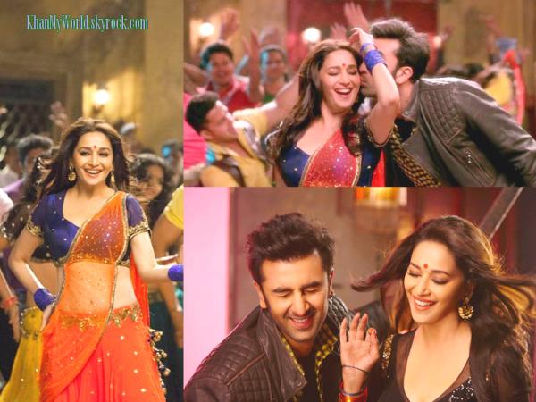 EXCLUSIVE = New Video: Madhuri's 'Ghagra' from Yeh Jawaani Hai Deewani'