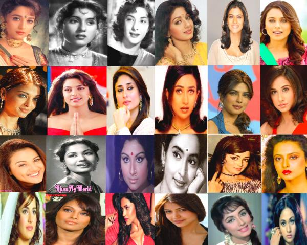 Quelle est la meilleure actrice Bollywoodienne de tout les temps ?