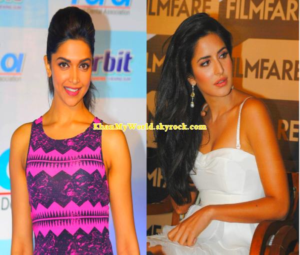 Les plus grandes rivales de Bollywood =
