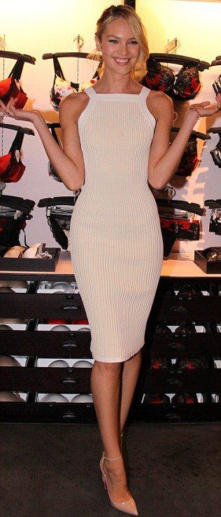 Candice au Vs Store Au Canada !