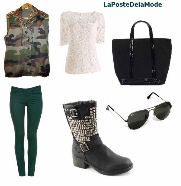 La mode du clouté ! ♥