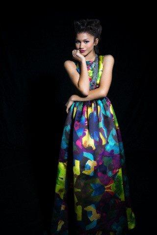 le top model zendaya