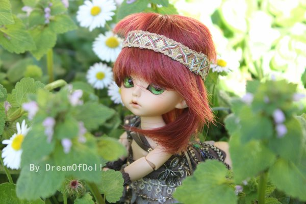 Dans le jardin (VIVE L'ORIGINALITE !) u.u