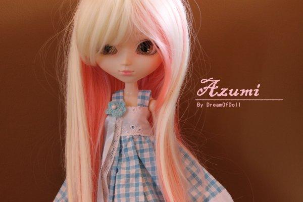 Azumi est enfin la ♥
