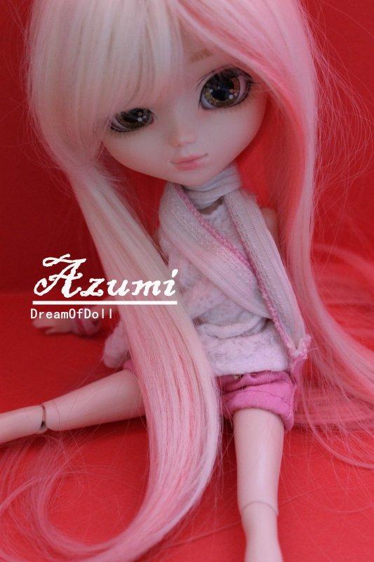 Ma petite Azu' ♥
