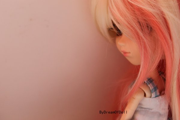 Pink and blue ♥