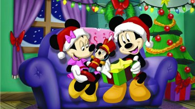 Mickey et Minnie <3