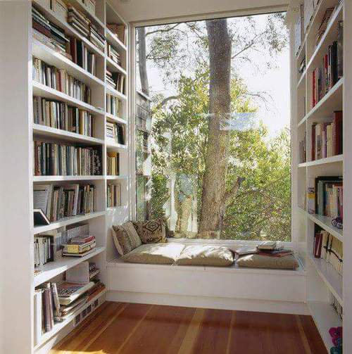 «A house without books is like a room with no windows.» - Horace Mann