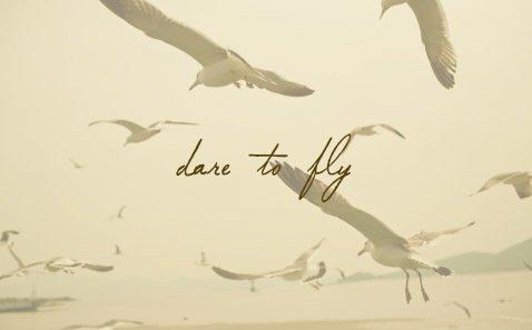 « Au plus fort de l'orage, il y a toujours un oiseau pour nous rassurer. C'est l'oiseau inconnu, il chante avant de s'envoler. » René Char