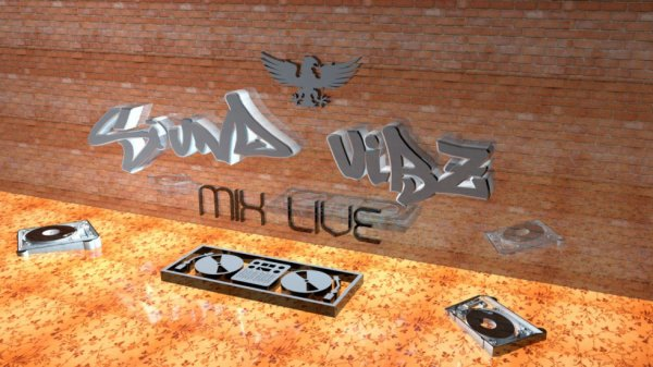 Sound Vibz - MIX LIVE 2K13