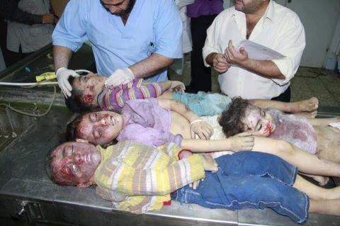 المجد والخلود لأطفال غزة