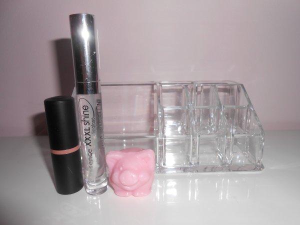 [Nouveaux achats 12] Rangement rouge à lèvres...