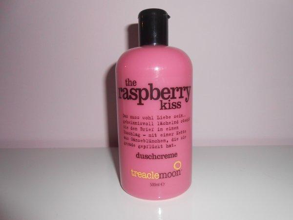 [Nouveaux achats 13] Gel douche The raspberry kiss