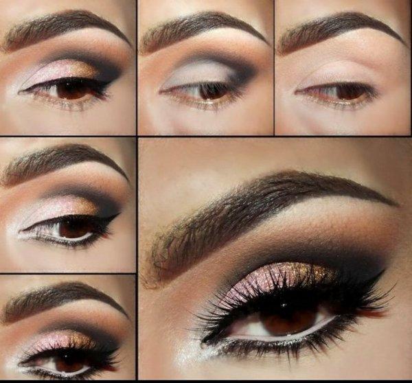 [Tuto 14] Maquillage pour la St-Valentin ♥