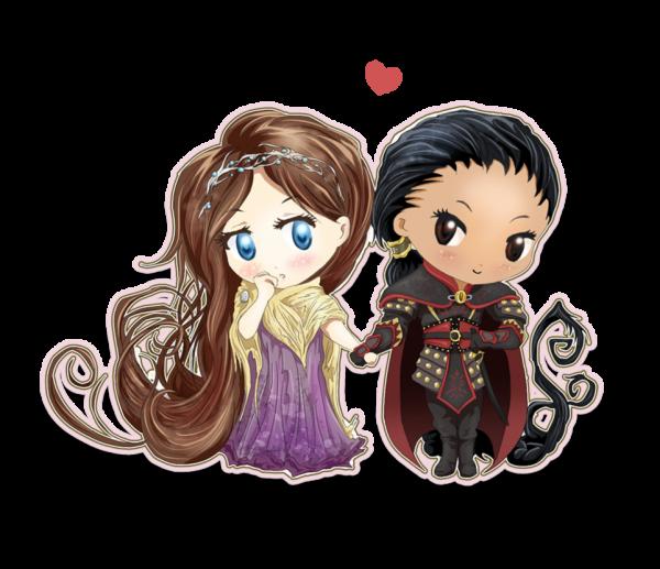 Un couple que j'adore c'est bien SleepingWarriors (Aurore et Mulan)