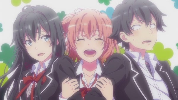 Yahari Ore no Seishun Love Comedy wa Machigatteiru