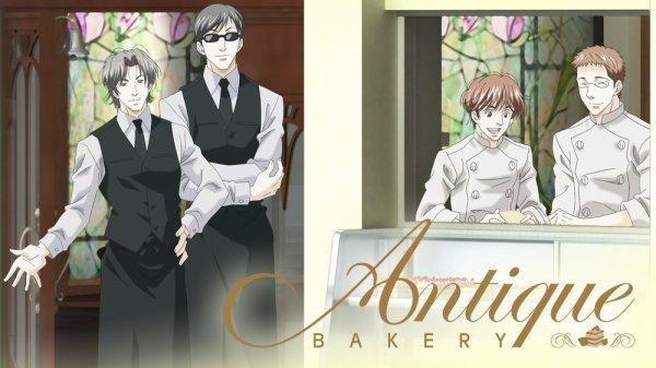 Antique bakery