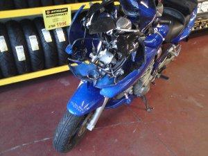 mon ancienne  moto :(