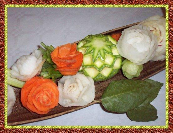 cours de sculpture sur legumes passionfloral. Black Bedroom Furniture Sets. Home Design Ideas