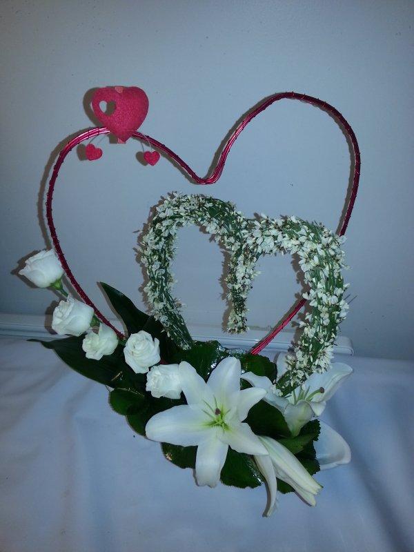 Une Saint Valentin virginale