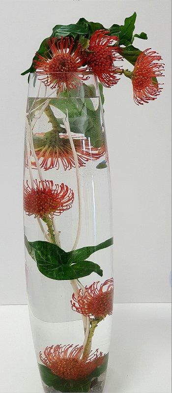 """MA COMPOSITION realisee hier au concours de Colomars 06 2eme prix categorie """"purete et transparence du verre"""""""