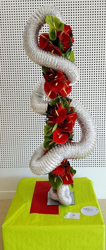 CONCOURS DE COLOMARS grande dimension-Prix de la meilleur composition florale