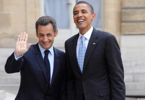 Les deux plus grands hommes de la planète