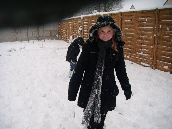 Moi le diamnche 19 décembre 2010!