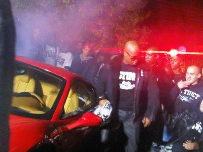 Tournage Clip La Fouine Feat Rohff - RDV 15 Nov!