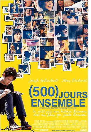(500) jours ensemble.