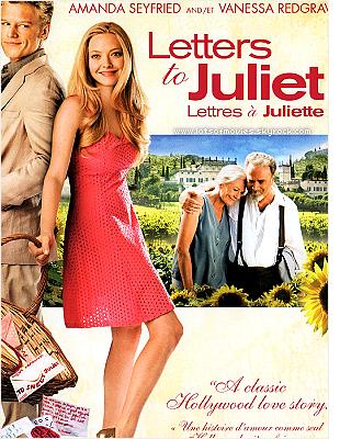 lettre a juliette Lettres à Juliette   » Critiques de films & séries lettre a juliette