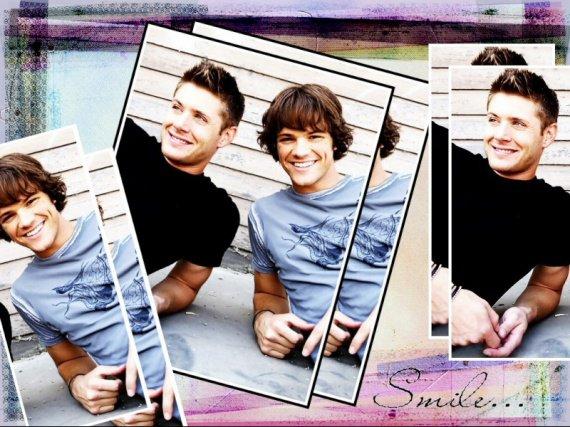 Sam et Dean Winchester