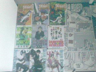 ~Dédicace x2~ // Total mangas (part.2)