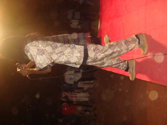 La Présentation de l'album Conscience Africaine au FESTIVAL ROOTS VIBRATION
