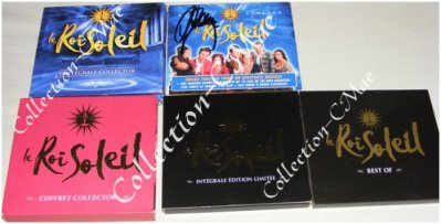 """Roi Soleil """"Albums"""""""