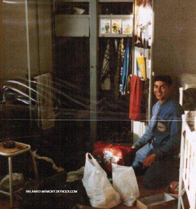 SERVICE MILITAIRE 1988