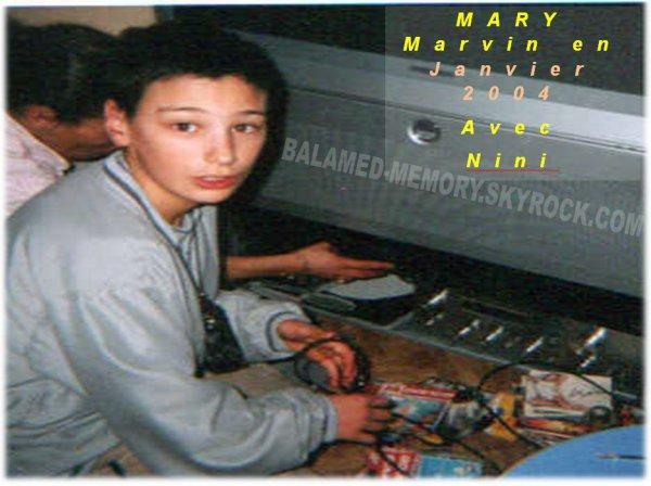 MARVIN en 2004